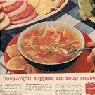1960 Campbells Soup ad (# 2516)