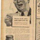 1945 Nescafe Coffee ad (# 1964)