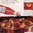 1962  Heinz    Ketchup ad (#  3022)