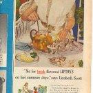 1946 Lipton Tea ad ( # 2006)