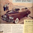 April 7, 1941  Nash sedan    ad  (#3746)