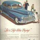 July 21, 1947    Dodge  ad  (#2043)
