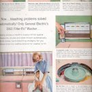1960 General Electric Filter-Flo Washer ad (# 5211)