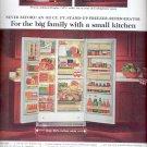 June 6, 1964    -  Admiral Duplex 19 freezer refrigerator     ad  (#1422)