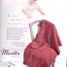 Sept. 1949    Martex Towels     ad  (#2928)