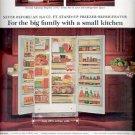 1964   Admiral Duplex 19 Freezer Refrigerator ad (# 4587)