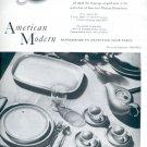 1948  American Modern Dinnerware  ad (#4229)
