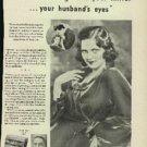 1932 Palmolive    ad ( # 954)