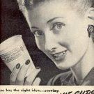 1946  Dixie Cups ad ( # 1761)