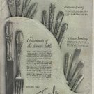 1941  Towle Sterling     ad (#  989)