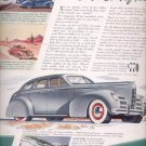 1939 Nash 4 door sedan      ad (#5998)