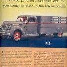 Dec. 1939  International Harvester Company Trucks      ad (#5990)