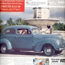 1939 Plymouth builds great cars    ad (#5951)