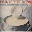 1964  Campbell's Cream of Potato Soup    ad (#5649)