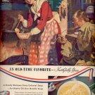 April 7, 1947    Campbell's Chicken Noodle Soup      ad  (#6400)