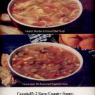 Jan. 15, 1966  Campbell's Soup ad (#242)