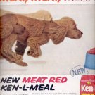 1959 Ken- L- Meal dog food   ad (#5546)
