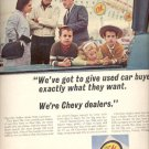 1965   Chevrolet Used OK Cars   ad (#5911)