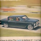 Dec. 1960   - The '61 Lark by Studebaker   ad (#5753)