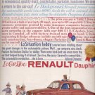 1960 Renault Dauphine   ad (# 5343)