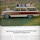 June 16, 1964 Ford Country Squire    ad (# 5332)