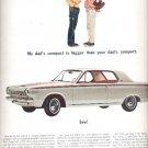 June 16, 1964 Compact Dodge Dart   ad (# 5330)