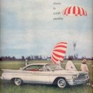 1960 DeSoto product of Chrysler Corp.  ad (# 5327)