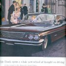 1960 Pontiac Wide-Trac Bonneville Sports Coupe   ad (# 5306)