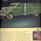 1937  International Trucks - International Harvester Company  ad (# 5114)