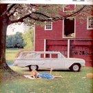 1960 Chevrolet Kingswood Station Wagon   ad (# 5285)