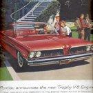Oct. 22, 1960 - Pontiac '61 Bonnevile Sports Coupe   ad (# 4532)