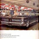 1964    Wide-Track Pontiac  ad (# 5270)