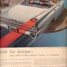 1959  GM Body by Fisher- Oldsmobile Ninety-Eight Holiday Sport Sedan  ad (# 4378)