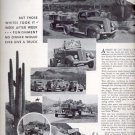 1937  The White Motor Company    ad (# 5107)
