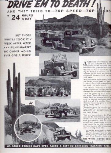 1937  The White Motor Company    ad (# 5107)