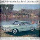 1960 Dodge Dart  ad (# 5055)