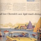 1957   Chevrolet's Bel Air Sport Coupe   ad (# 4998)