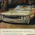 1960  Pontiac  Bonneville Convertible ad (#1294)