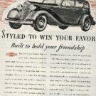 1934 Chevrolet ad (# 343)