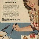 1945 Campbells Soup  ad (# 1032)