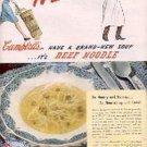 1944  Campbells Soup ad (#  3091)