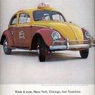 1964    Volkswagen car  ad (# 4844)