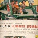 1957  Plymouth Suburban ad (# 4725)