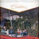 1957   Cadillac car   ad (# 4703)