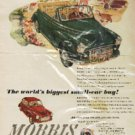 1950 Morris car ad (#367)