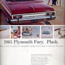 Nov. 3, 1964 - 1965 Plymouth Fury  ad (# 4496)