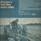 1970 Ford Tractor   ad (#4049)