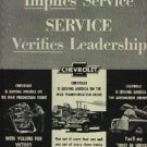 1944 Chevrolet  Motor Division ad (#1030)