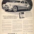 1948 Buick's the one and only   ad (# 4476)