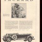 1929 Packard Car   ad (# 4475)